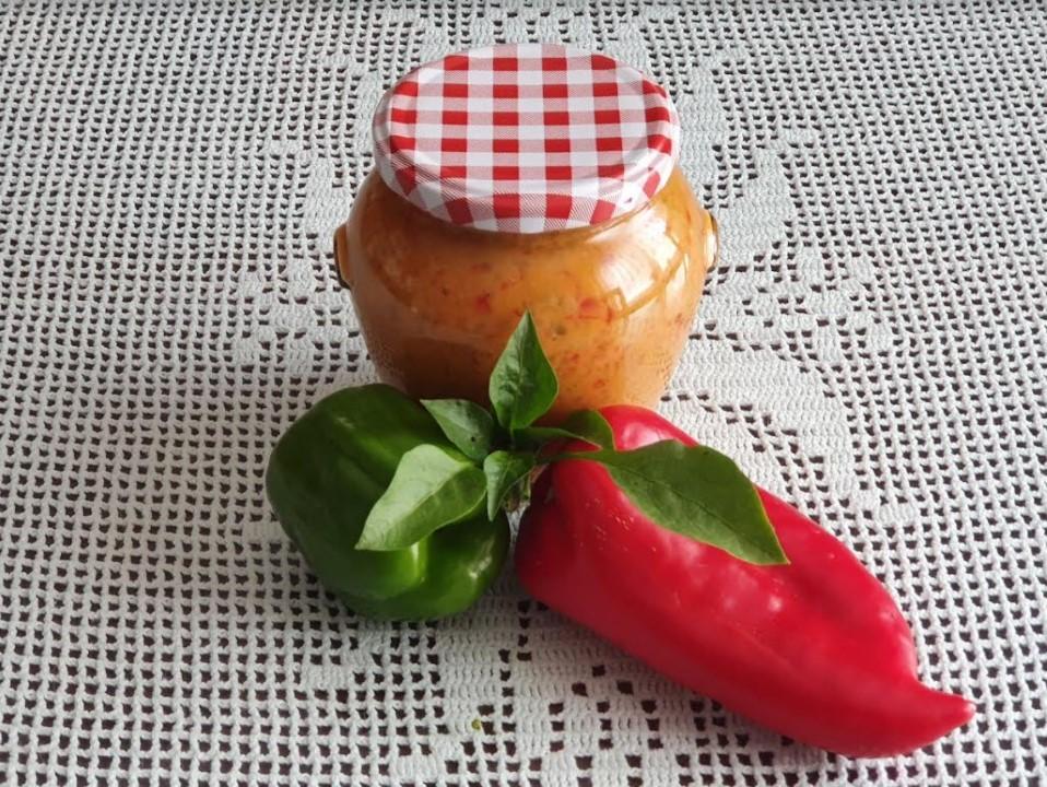 Gorcicni namaz s papriko