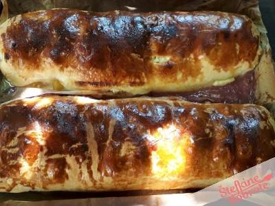 6. Pečen zavitek ohladimo