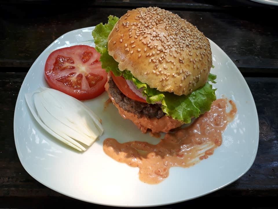 Domaci hamburgerji