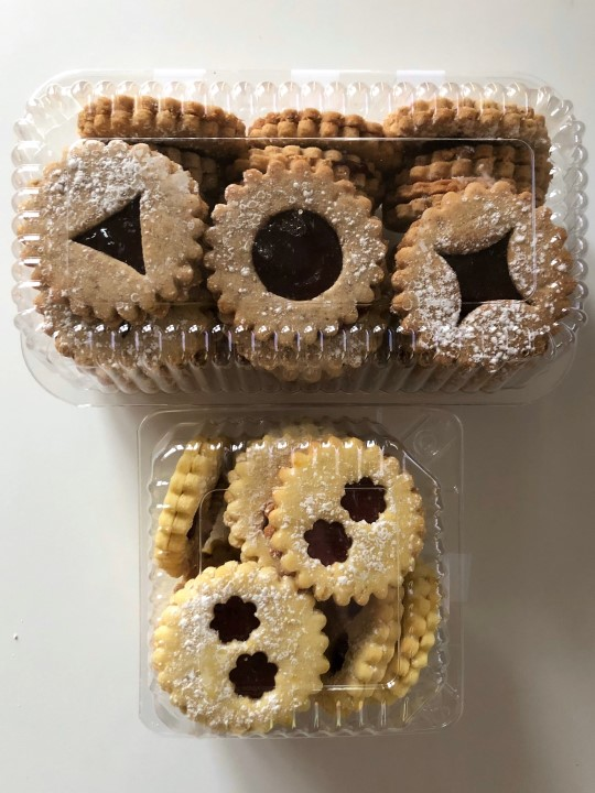linzer boxes