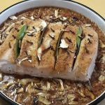 Pečena svinjska ribica