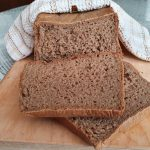 Domači rženi kruh