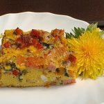 Pomladna omleta