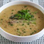 Spargljeva juha