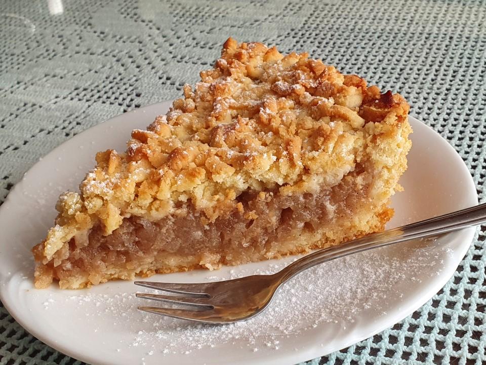 Pita iz pasteriziranih jabolk2