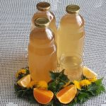 Koprivin sok z limono