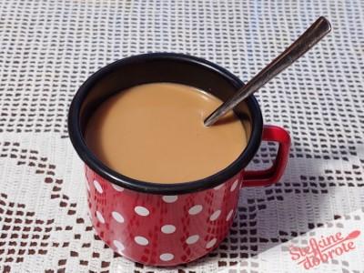 6 bela kava