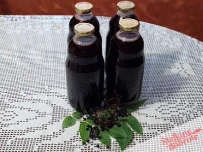 9 napolnimo steklenice