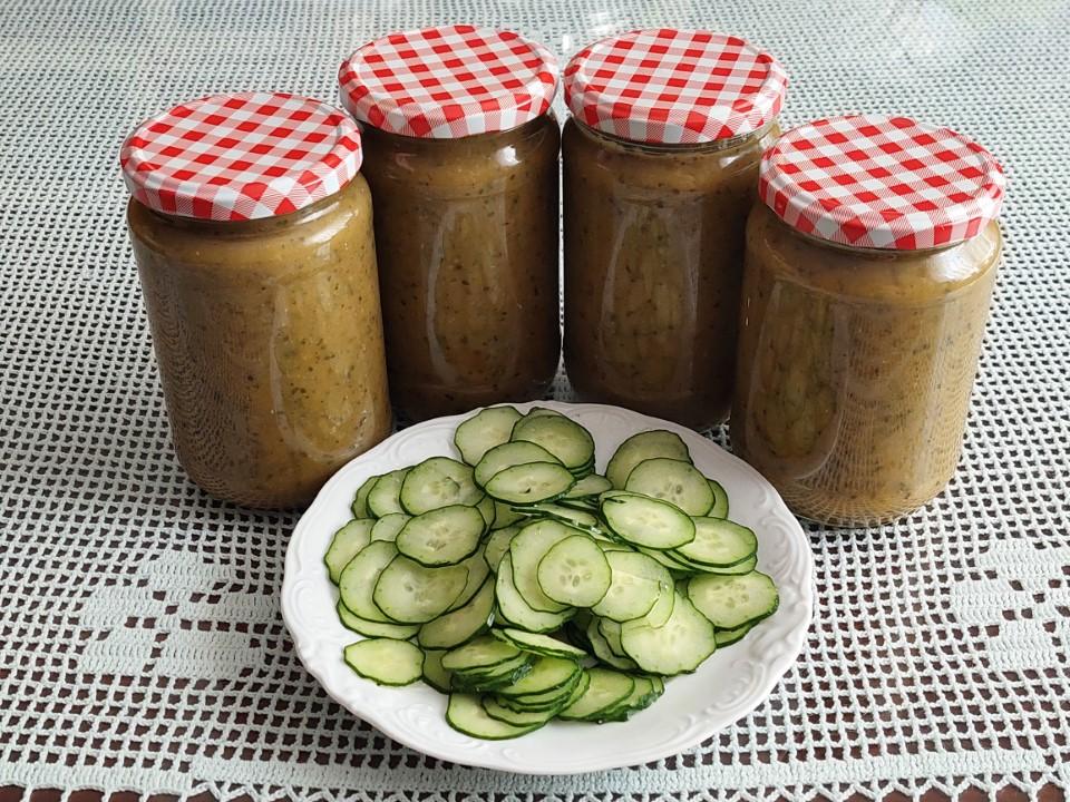 Kumaricna omaka za ozimnico