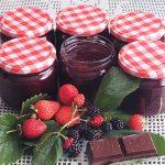 Mešana marmelada s čokolado
